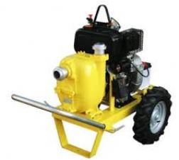 Motopompa Diesel l/m-780 Mod.JD 2-120 G10 MLD14 TROLLEY