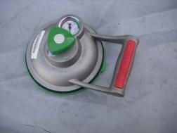 Ventosa con Vuotometro Diam.180mm port.kg.150